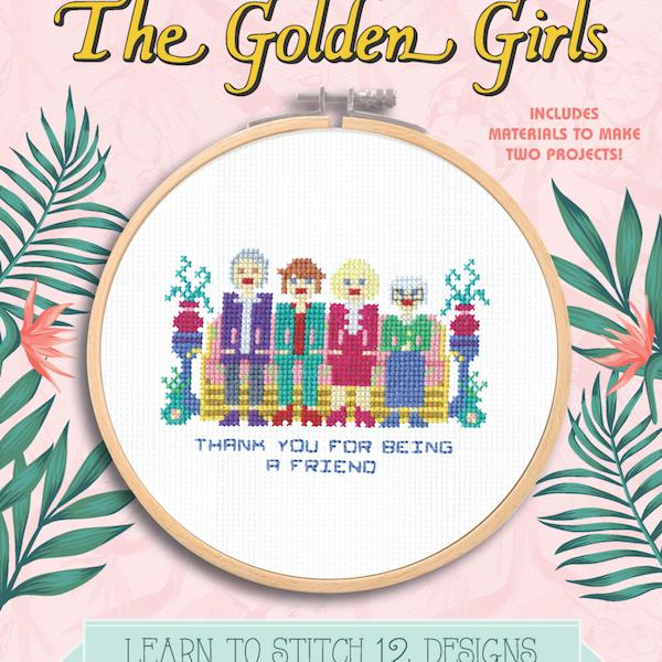 Cross Stitch the Golden Girls