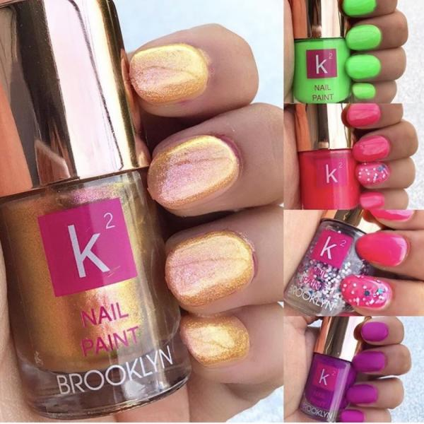 K Squared Cosmetics Nail Paint